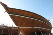 صنایع دستی دریایی کیش از تور بافی تا لنج سازی همه توسط هنرمندان بومی این جزیره ساخته میشود