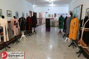 نمایشگاه طراحی لباس انجمن دانشجویی ویرمان در خرم آباد با موضوع گلونی