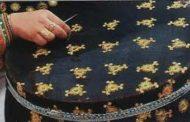 هنر خوس دوزی از صنایع دستی هرمزگان است