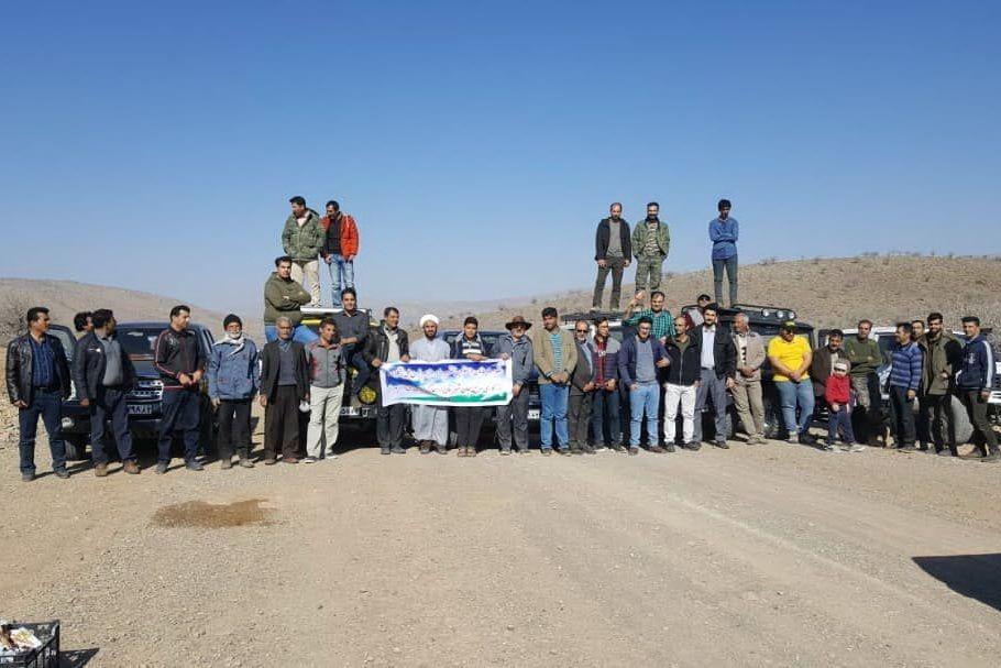 قرار سبز در شهر ارسنجان استان فارس