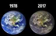 سطح کره زمین بیشتر از قسمتهای خشکی تشکیل شده یا از دریا و اقیانوس؟