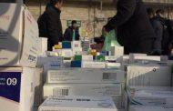 رئیس پلیس آگاهی تهران ۲۳۰ هزار قلم داروی نایاب را در محدوده یک بزرگراه کشف کرد