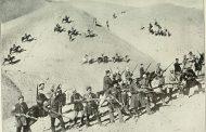 اشغال تبریز به دست قوای روس در ۲۰ دسامبر ۱۹۱۱ میلادی