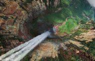 آنجل با ارتفاعی نزدیک به یک کیلومتر بلندترین آبشار جهان نامیده میشود