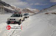 برف سنگین فرصت را برای شکار غیرمجاز در لرستان فراهم کرده است