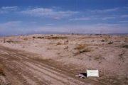 تپه چخماق تپهی هفت هزار ساله رباط کریم که ثبت ملی شده بود با خاک یکسان شد