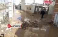 خرم آباد درگیر سیلاب شد +عکس و فیلم از این حادثه
