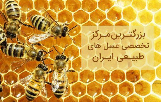 عسل طبیعی و اصل بخرید و مطمئن باشید که اثر درمانی دارد