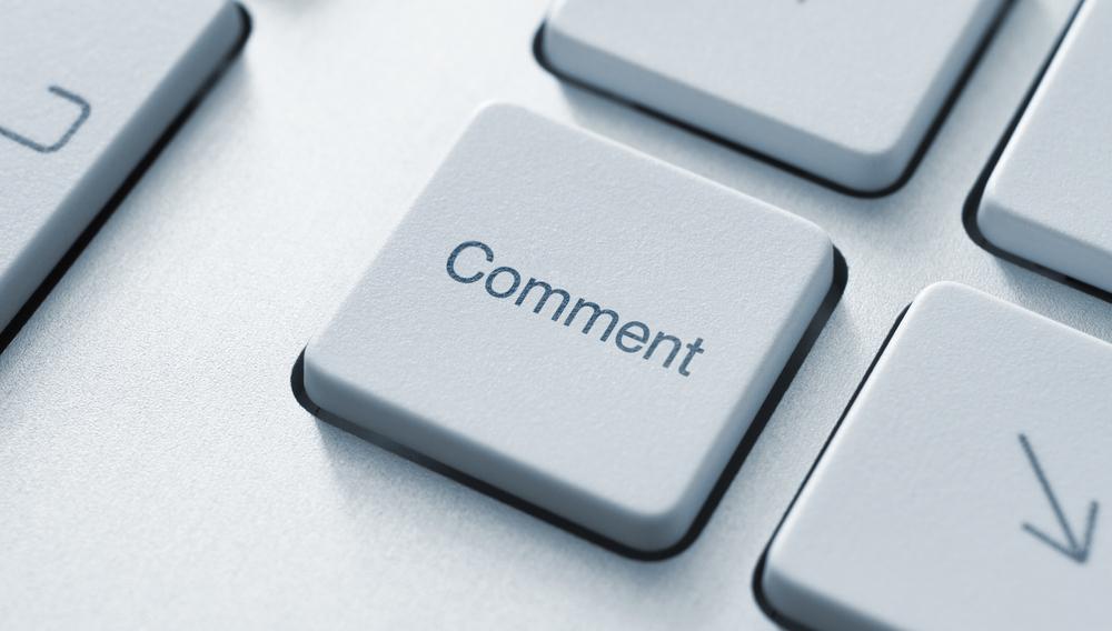 کامنت بگذارید و با جرات و جسارت نظر خود را فریاد بزنید