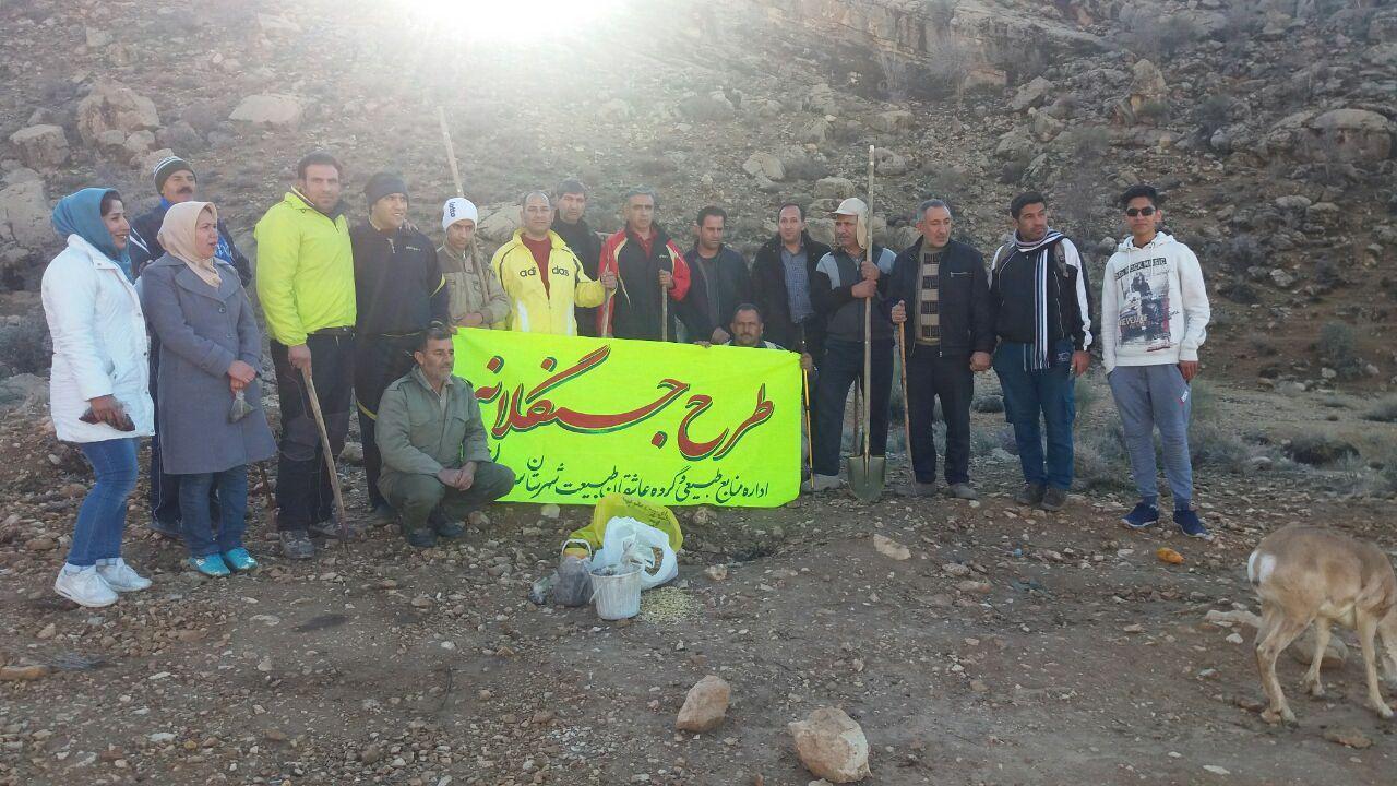 قرارسبز در شهر سروستان استان فارس