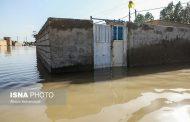 منزل ۳۰۰ خانوار در خرمآباد دچار آبگرفتگی شده است و اکنون آنها خارج از منزل خود هستند