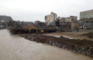 ماجرای یک پل که باعث تشدید سیلاب در خرم آباد شد +فیلم