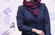تصاویری از زنان هنرپیشه بر روی فرش قرمز جشنواره ۳۷ فیلم فجر در تهران