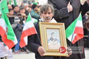 جشن چهل سالگی انقلاب اسلامی در خرم آباد