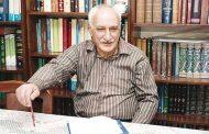 دیدار و گفتگو با حسن انوشه در نشست های صبح پنجشنبه های مجله بخارا