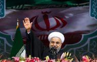 سخرانی رئیس جمهوری در مراسم چهلمین سالگرد پیروزی انقلاب اسلامی ایران