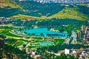 فضای سبز خرم آباد تا عید نوروز سبز میشود؛ خرم آباد آماده برای نوروز است