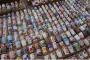 ماگ فروش هر روز به امید روزی حلال اینهمه لیوان را کنار هم میچیند و جمع میکند