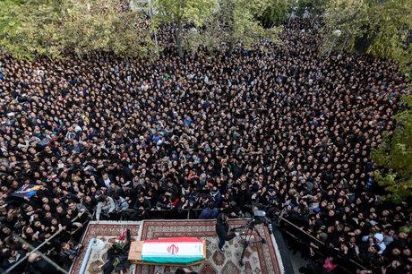 تشییع پیکر پاشایی اعتراض سیاسی بود؛ مشروح گفتوگوی «خبرآنلاین» با عماد افروغ