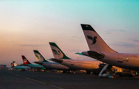 قیمت بلیت هواپیما در نوروز افزایش نمییابد؛ برنامهای برای افزایش قیمت در سال جدید وجود ندارد