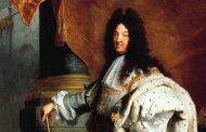 لویی چهاردهم یکی از پادشاهان مشهور کشور فرانسه شاه خورشید بود