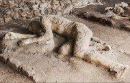 پمپئی که در جنوب ایتالیا قرار داشت روزگاری شهری مرده و فراموش شده بود
