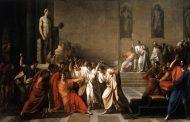 جولیوس سزار بزرگترین نابغه روم باستان به دست چه کسی کشته شد؟