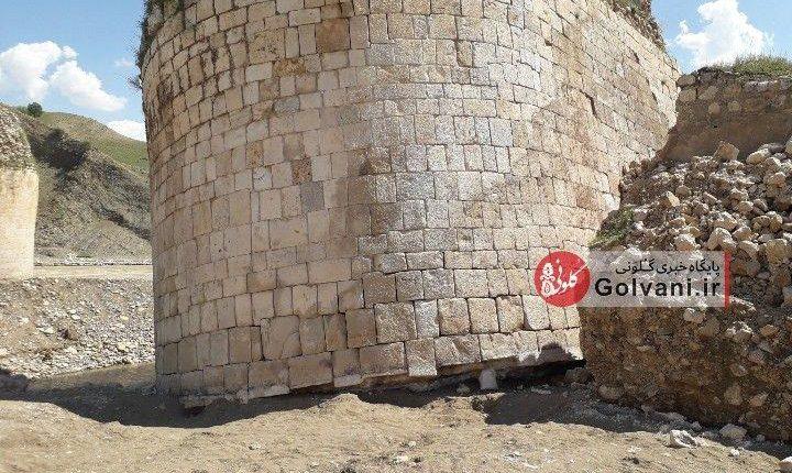پل تاریخی کشکان لرستان نیازمند مرمت فوری است