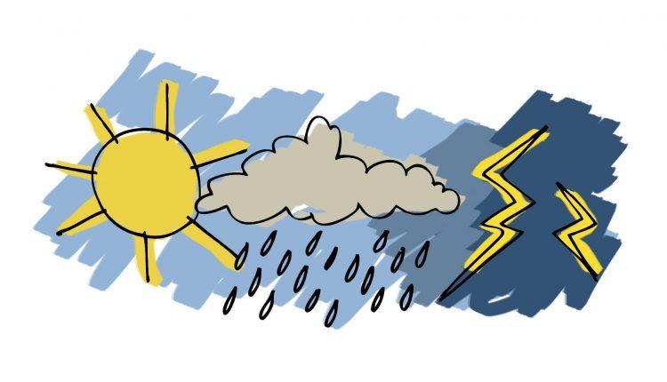 وضعیت آب و هوای امروز و فردا