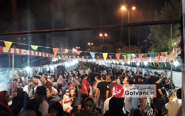 جشنواره خیریه غذای هانای
