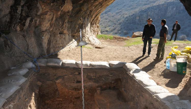 دوره پارینه سنگی در ایران