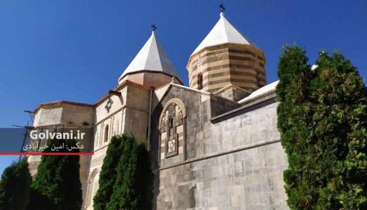 کلیسای تادئوس مقدس