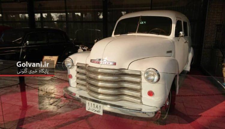 نمایشگاه ماشین خاص در کافه لقانته