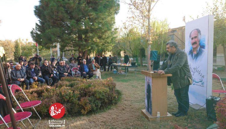 سخنرانی امید مهدی نژاد