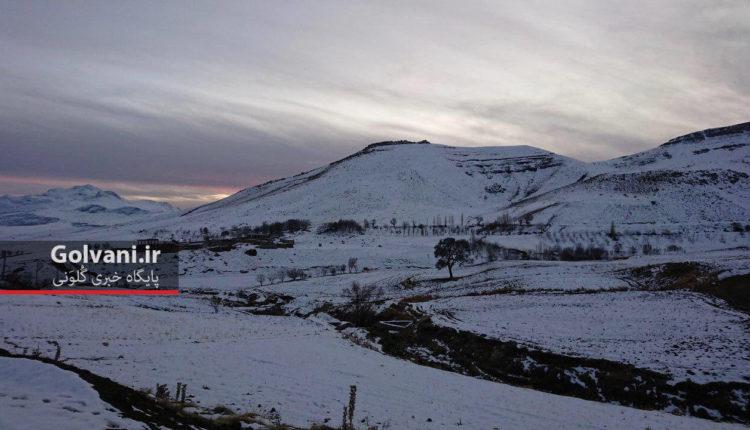 طبیعت زمستانی