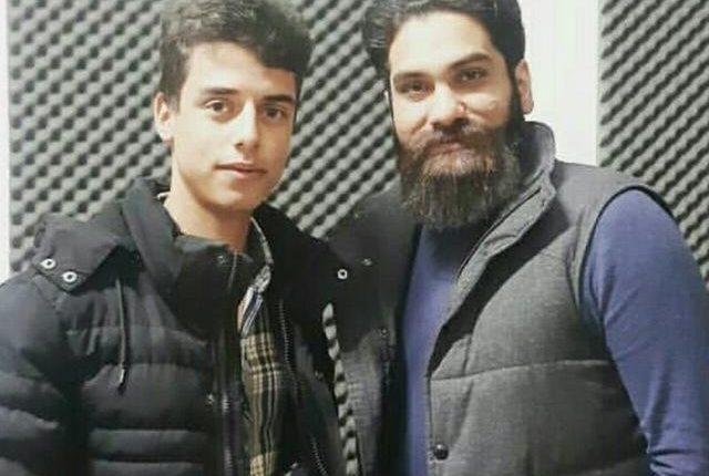 سروش رضایی خواننده نوجوان کلیپ پربازدید این روزها چوپان نیست