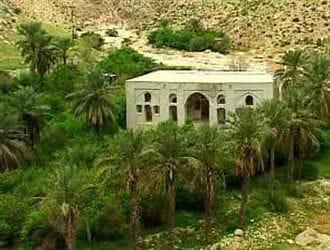 تنگه شیرینه بوشهر قبل از آتشسوزی