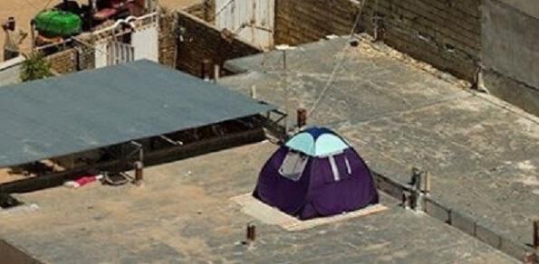 لطفاً آرام و ساکت به پشت بام خوابی ادامه دهید؛ مسئولین در خواب ناز هستند