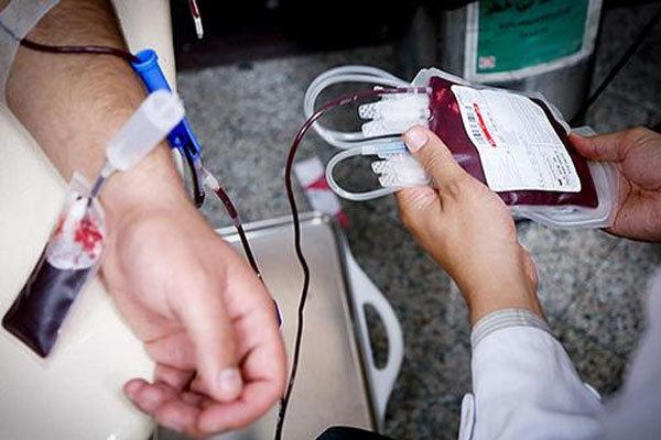 کرونا با اهدای خون منتقل نمی شود