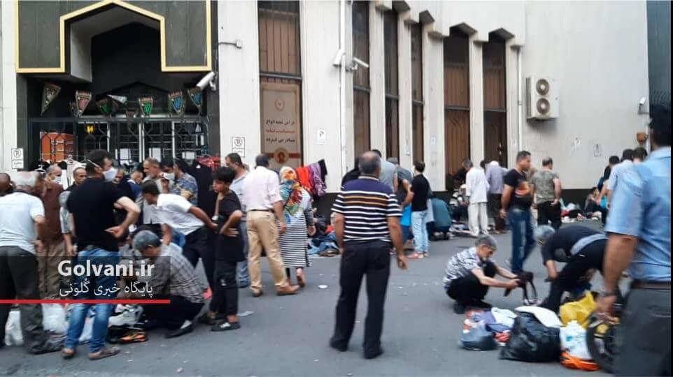 خیابان مطهری رشت در روز جمعه؛ فاجعهای که برای هیچکس مهم نیست