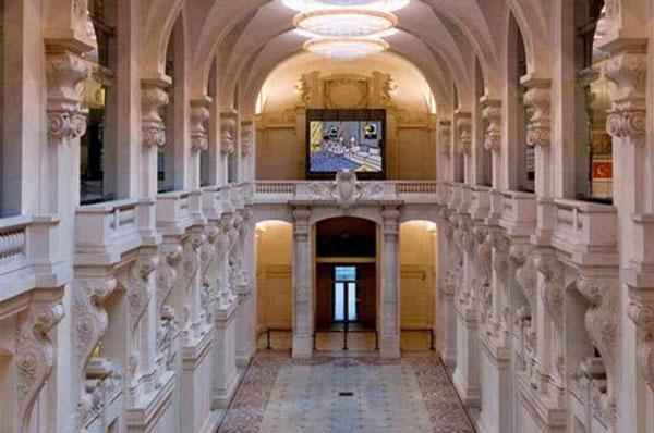 موزه هنرهای تزئینی تهران
