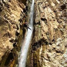 آبشار کبوتر دره
