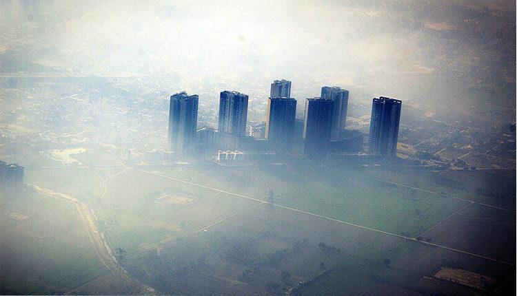 آلودگی هوا رتبه چهارم مرگ