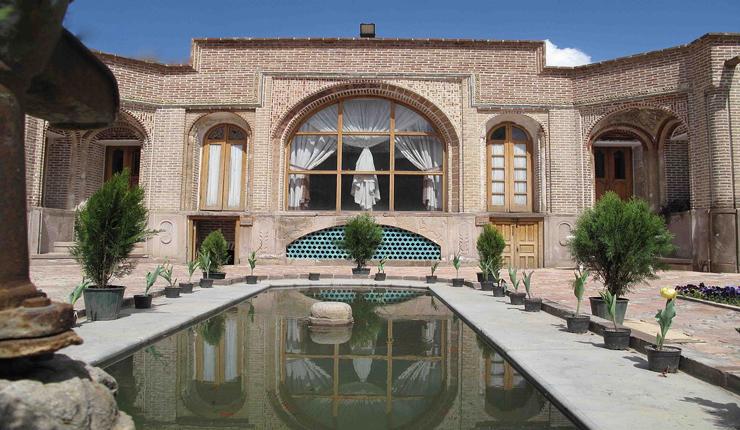 موزه خانه یزدی های قزوین