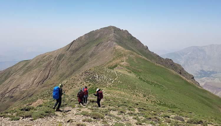 دسترسی به قله ساکا و شناخت منطقه جغرافیایی آن