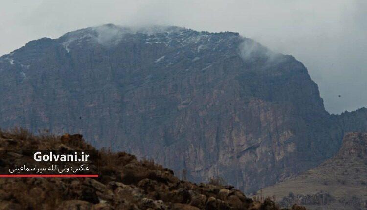 غار مغار کوه یافته یکی از عجایب طبیعت لرستان است