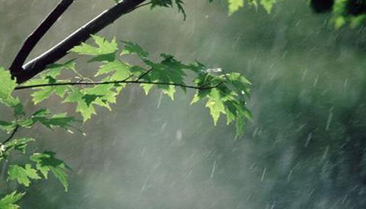 وزش باد همراه باران و رعد و برق در استانهای کشور