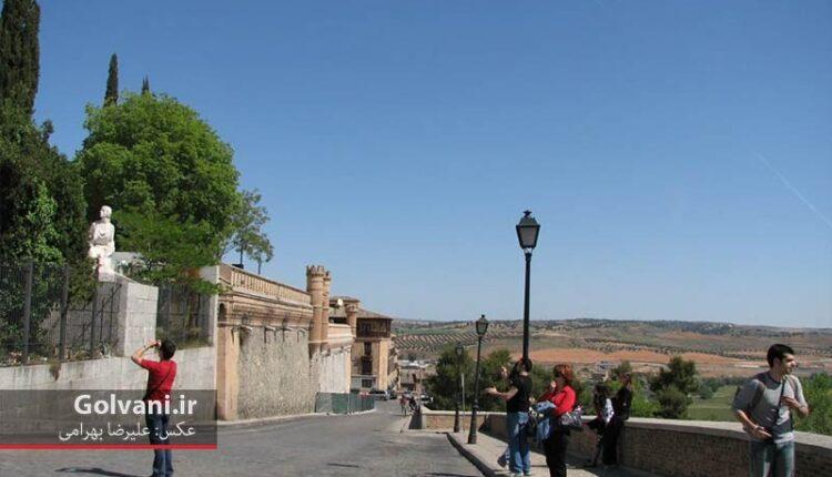 گردش در اسپانیا