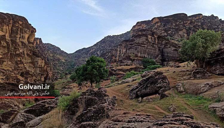 طبیعت خرم آباد
