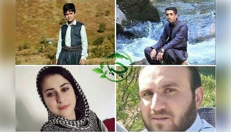 چهار عضو انجمن سبز چیا بر اثر سانحه رانندگی جان باختند